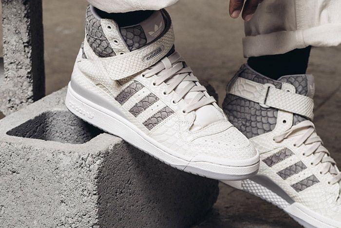 Adidas Forum Hi Snakeskin 3
