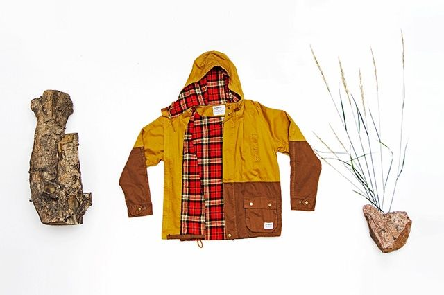 Akomplice Fall 14 Cut And Sew Collection 7