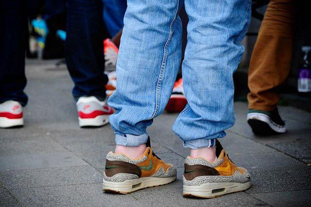 Monox Sneaker Store First Anniversary Party On Feet Recap Atmos Air Max
