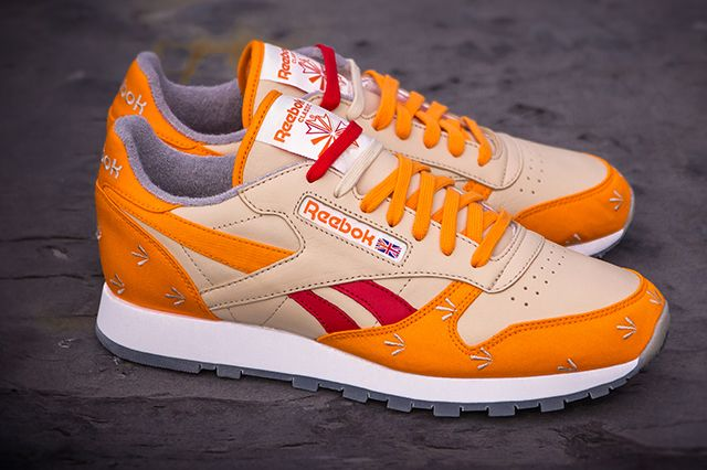 Gary Warnett Reebok Classic Leather 2