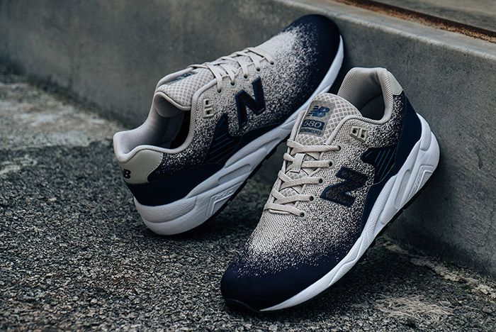 New Balance Mrt 580 Reengineered Knit Indigo 2