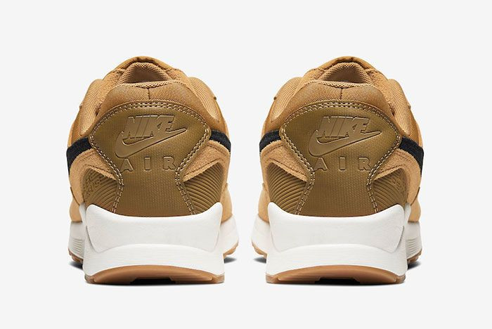 Nike Air Pegasus 92 Wheat Ci9141 700 Release Date 5 Heel