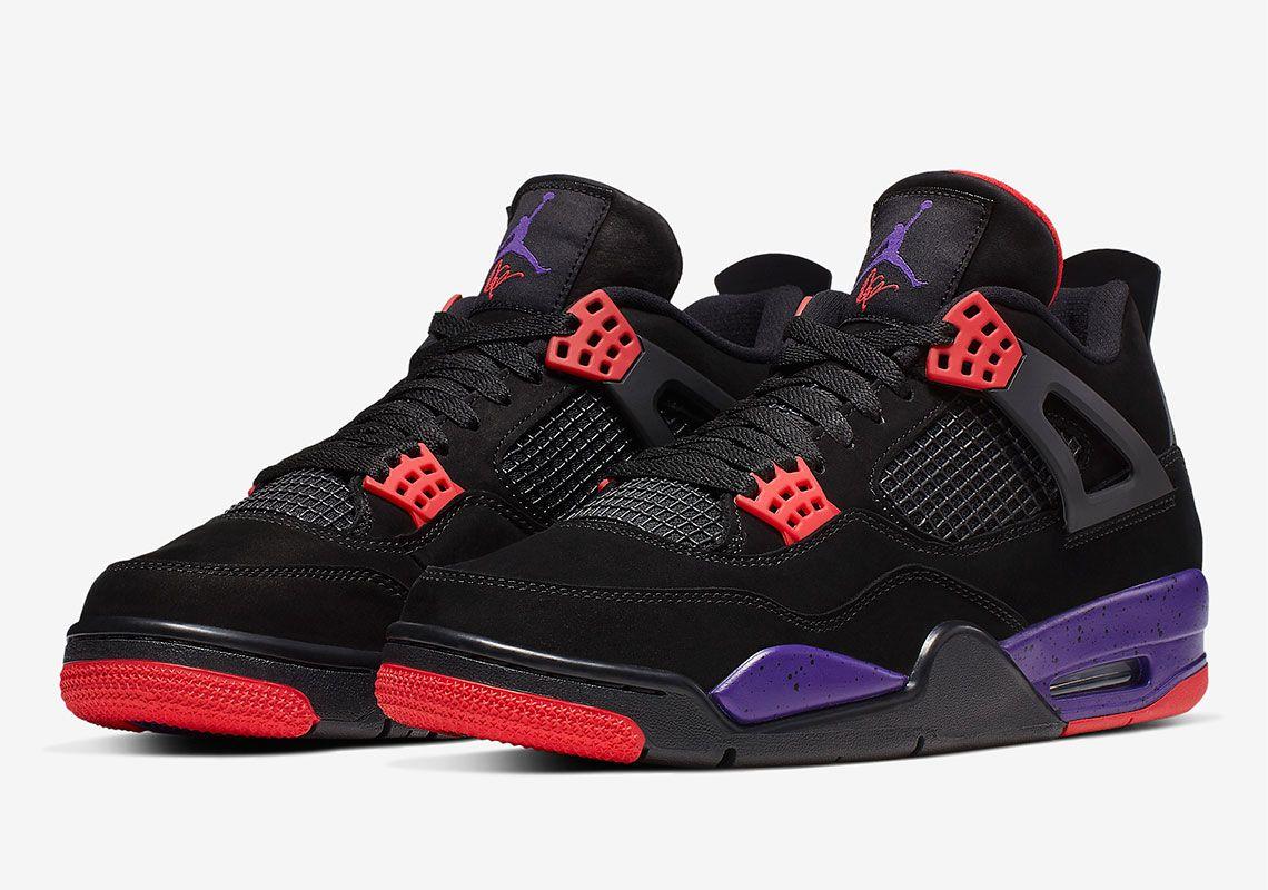 Air Jordan 4 'Drake/Raptors'