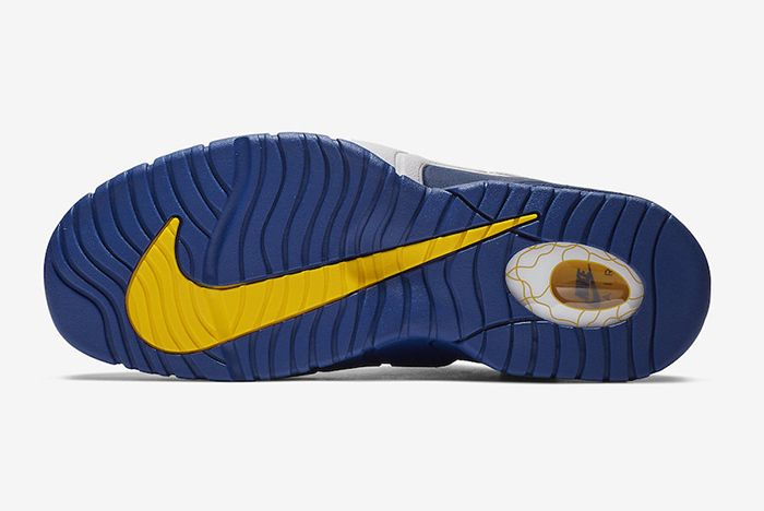 Nike Air Max Penny 1 Warriors 4