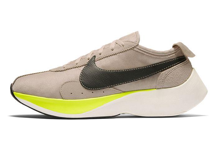Nike Moon Racer Tan Volt 3 Sneaker Freaker