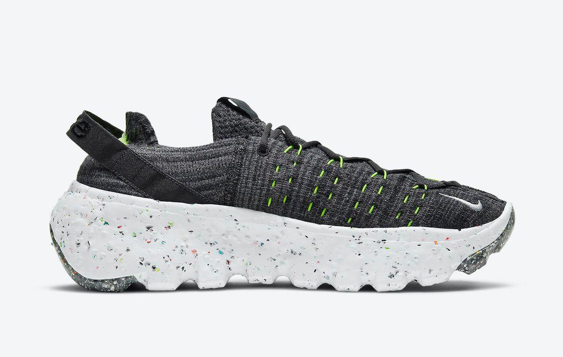Nike Space Hippie 04 Black Volt