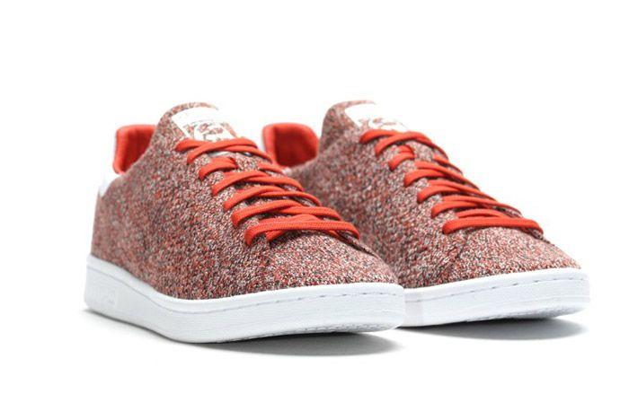 Adidas Stan Smith Primeknit Craft Chilli 4