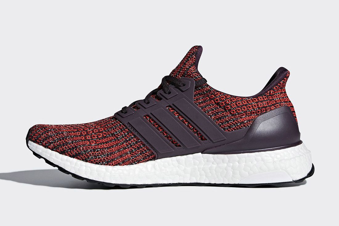 Adidas Ultra Boost 4 0 Deep Burgundy Energy Cp9248 Sneaker Freaker 6