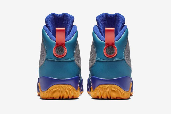 Air Jordan 9 Boot Nrg Multicolour 4