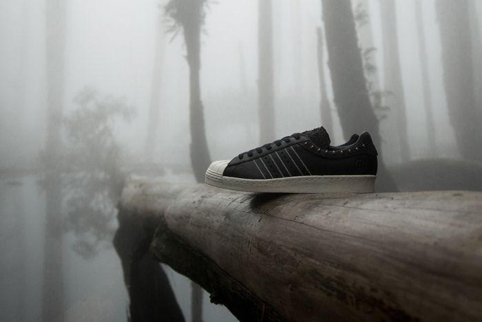 Invincible Adidas Consortium Superstar 80V 6