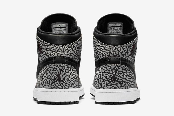 Air Jordan 1 High Black Cement4