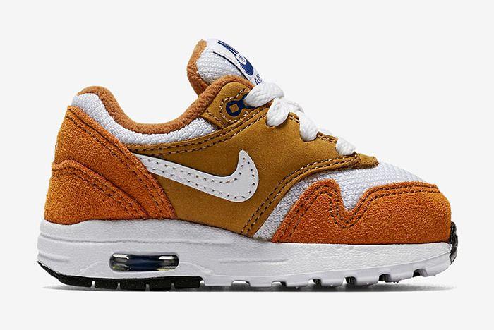 Nike Air Max 1 Curry Toddler 2