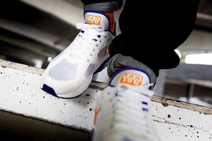 Nike Air Max 180 Bright Ceramic On Feet 2