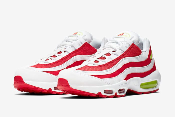Nike Air Max 95 Marine Day University Red Cq3644 171 Front Angle