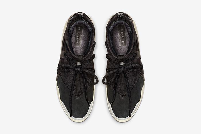 Nike Air Fear Of God 1 Black Official 3