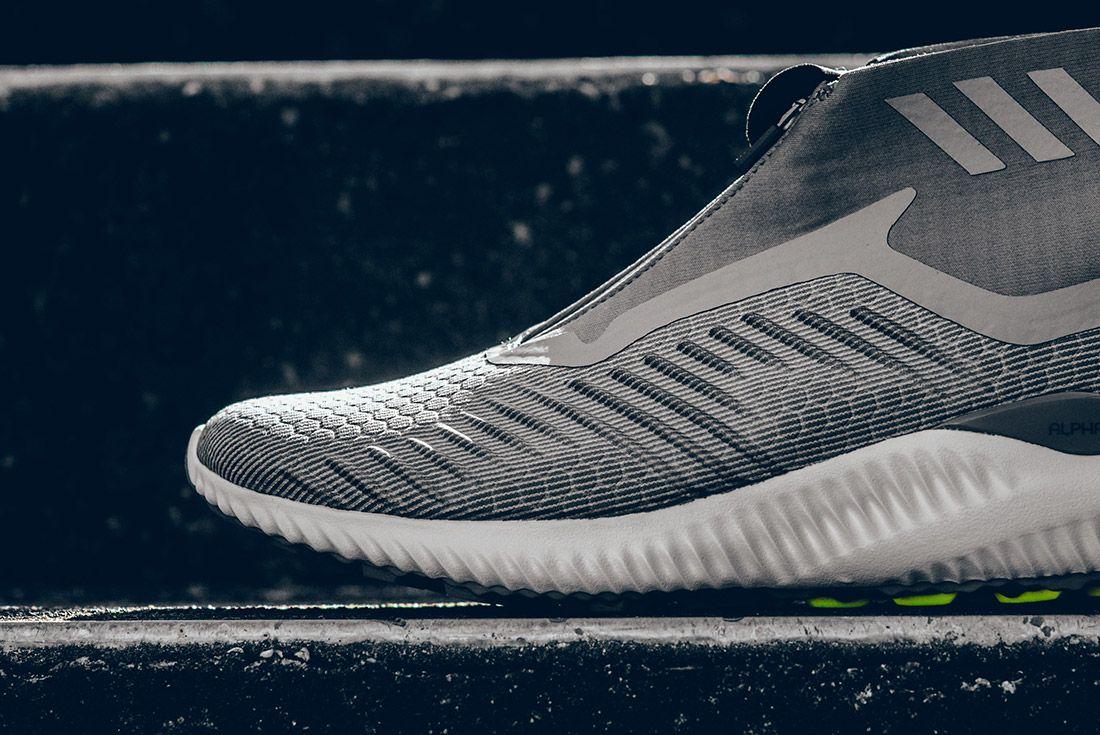 Adidas Alphabounce Zip  Grey7
