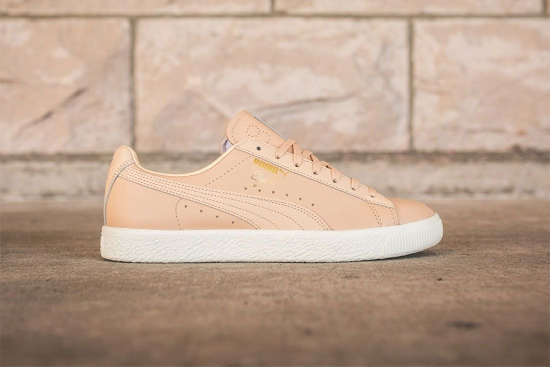 Puma Clyde Natural Pack 2