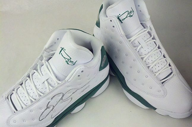 Ray Allen Ebay Auction 2 1