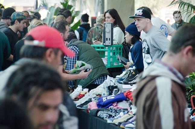 Sneaker Freaker Swap Meet Pics 12 1