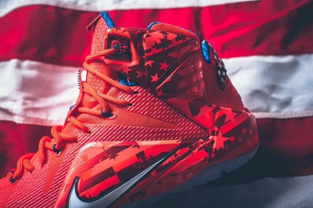 Nike Lb12 Independence Day Bumper 4
