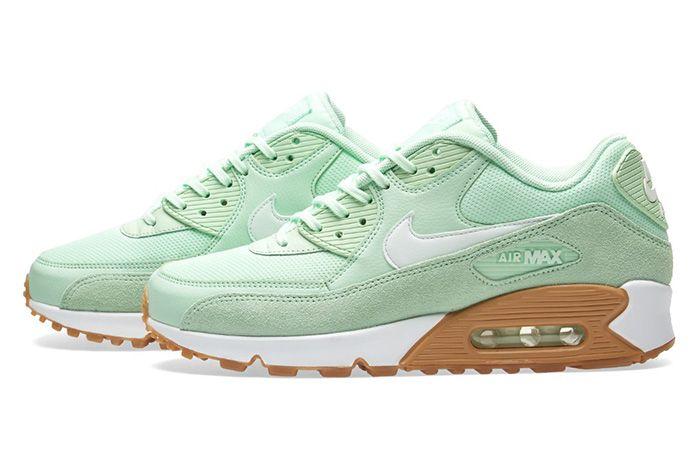 Nike Air Max 90 Womens Fresh Mint 2