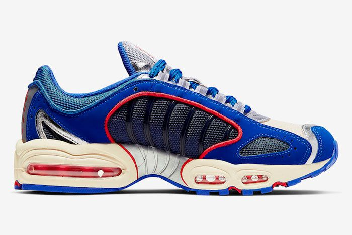 Nike Air Max Tailwind 4 Lateral Inside