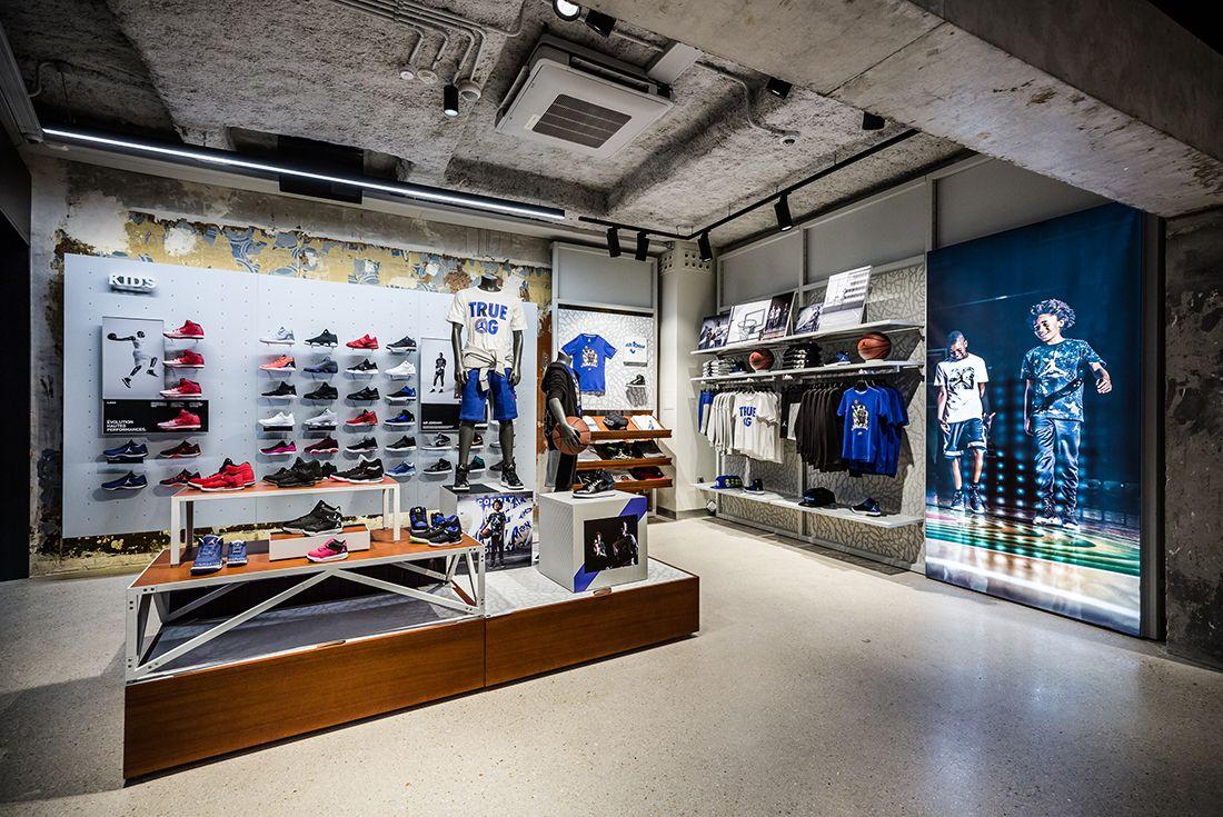 Jordan Brand Opens Incredible Pinnacle Store In Paris