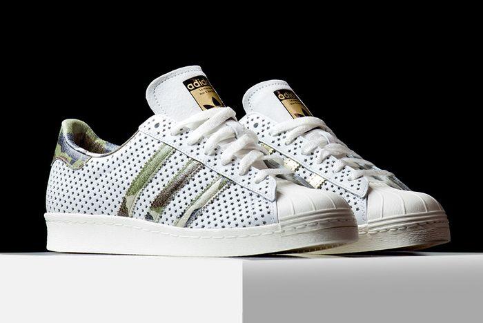 Complex Quickstrike X Adidas Superstar 2
