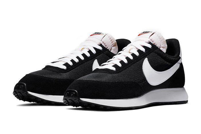 Nike Air Tailwind Black White 2
