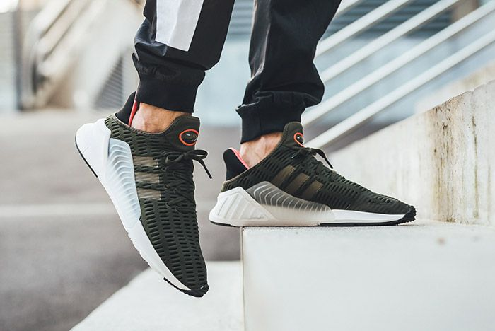 Adidas Climacool 02 17 Olive Green 2
