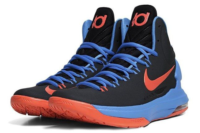 Kevin Durant Nike Sneaker 1