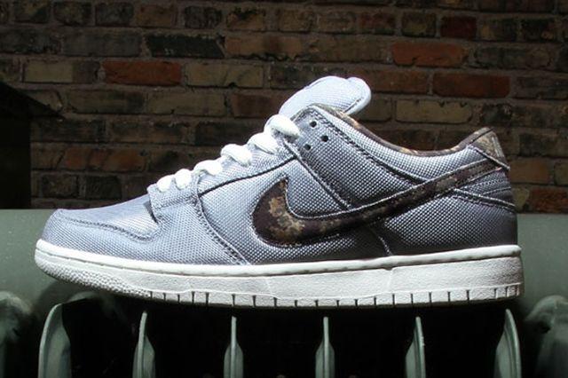 Nike Sb Dunk Low Digi Camo 1