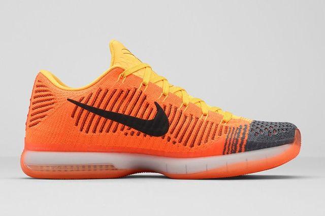 Nike Kobe X Elite Rivalry 3
