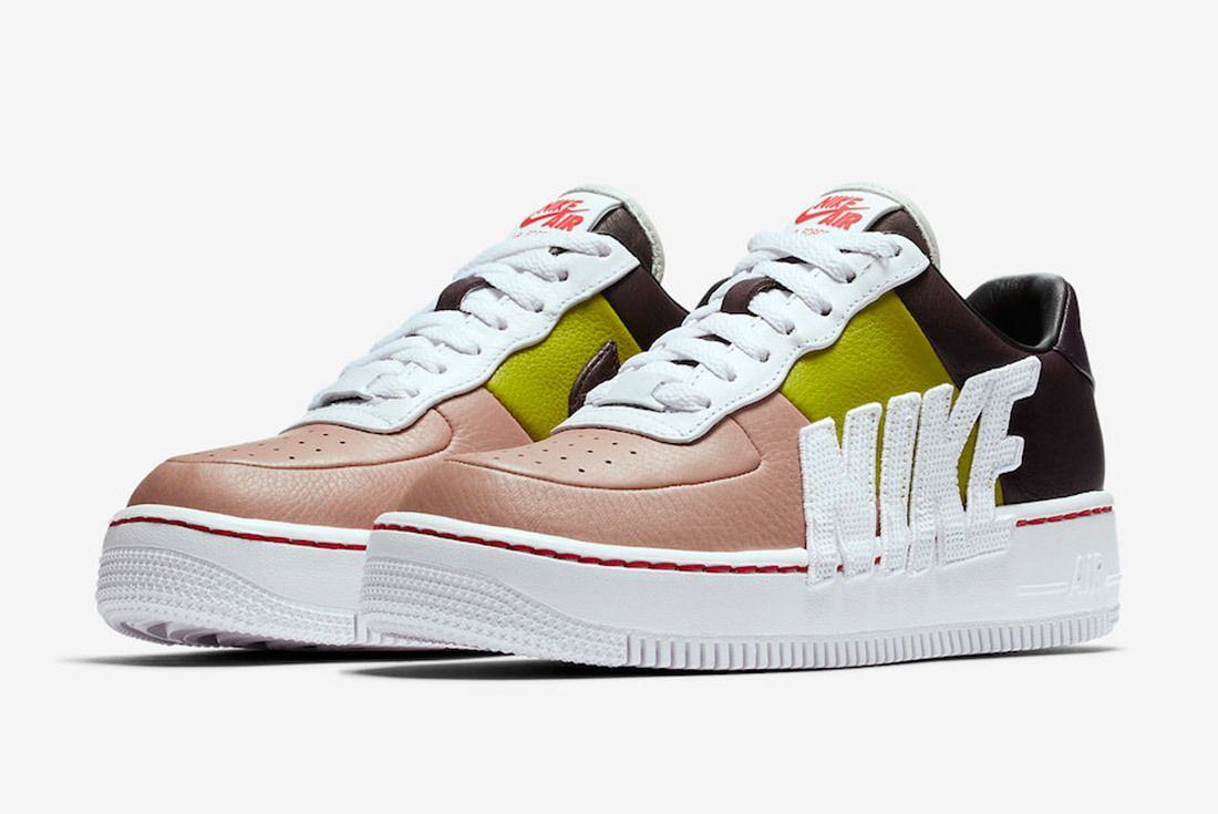 Nike Air Force Uptown Sequin 13