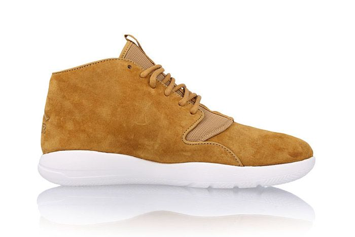 Jordan Eclipse Chukka Leather Light Brown Sneaker Freaker 4