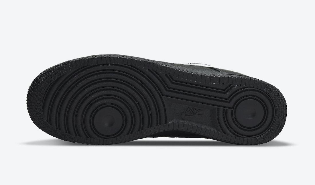Nike Air Force 1 Pivot Point Black