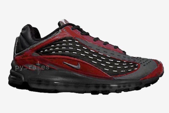 Skepta Nike Air Max Deluxe 1