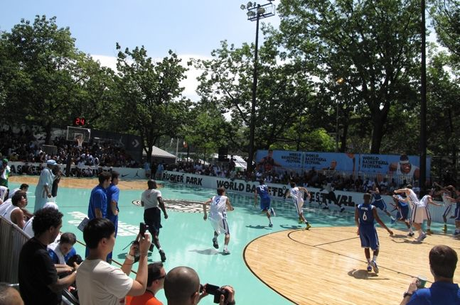 World Basketball Festival Rucker Park 37 2