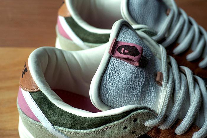 Bespoke Nike Sb Bapesta 5