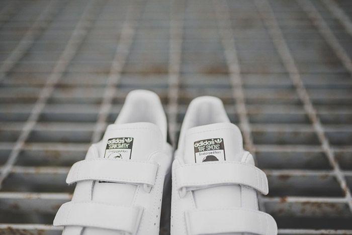 Raf Simons Adidas Stan Smith Comfort White 2