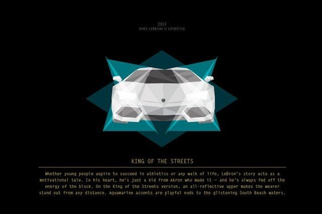 Nike Le Bron 11 Lifestyle King Of The Streets 3