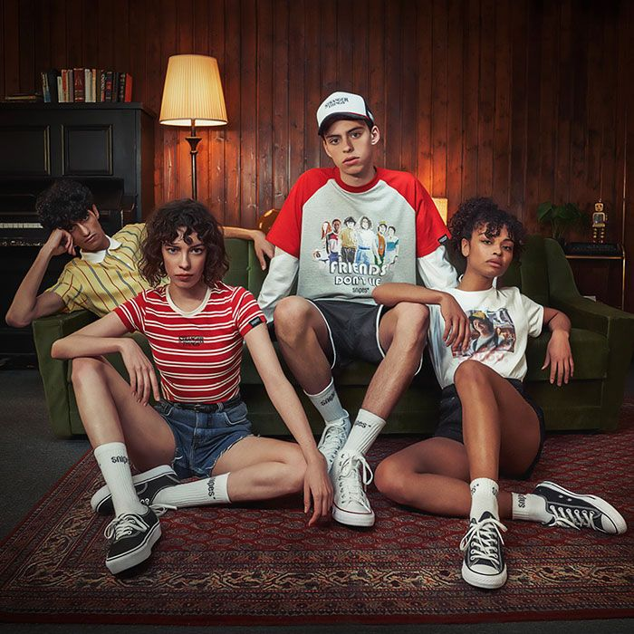 Snipes X Stranger Things Capsule Collection Promo Shots7