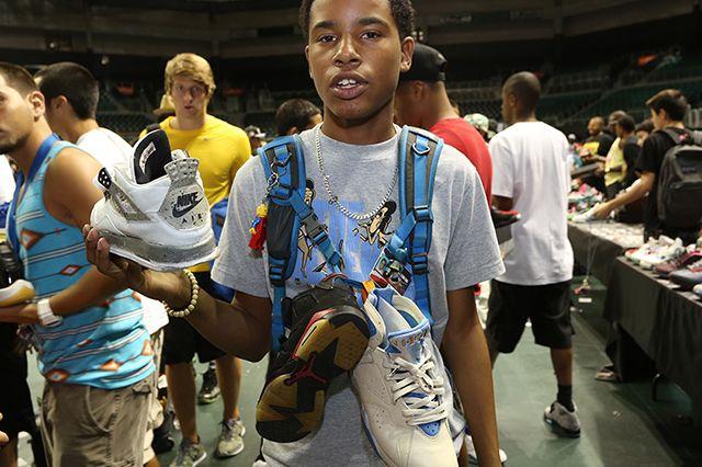 Sneaker Con Miami 201331