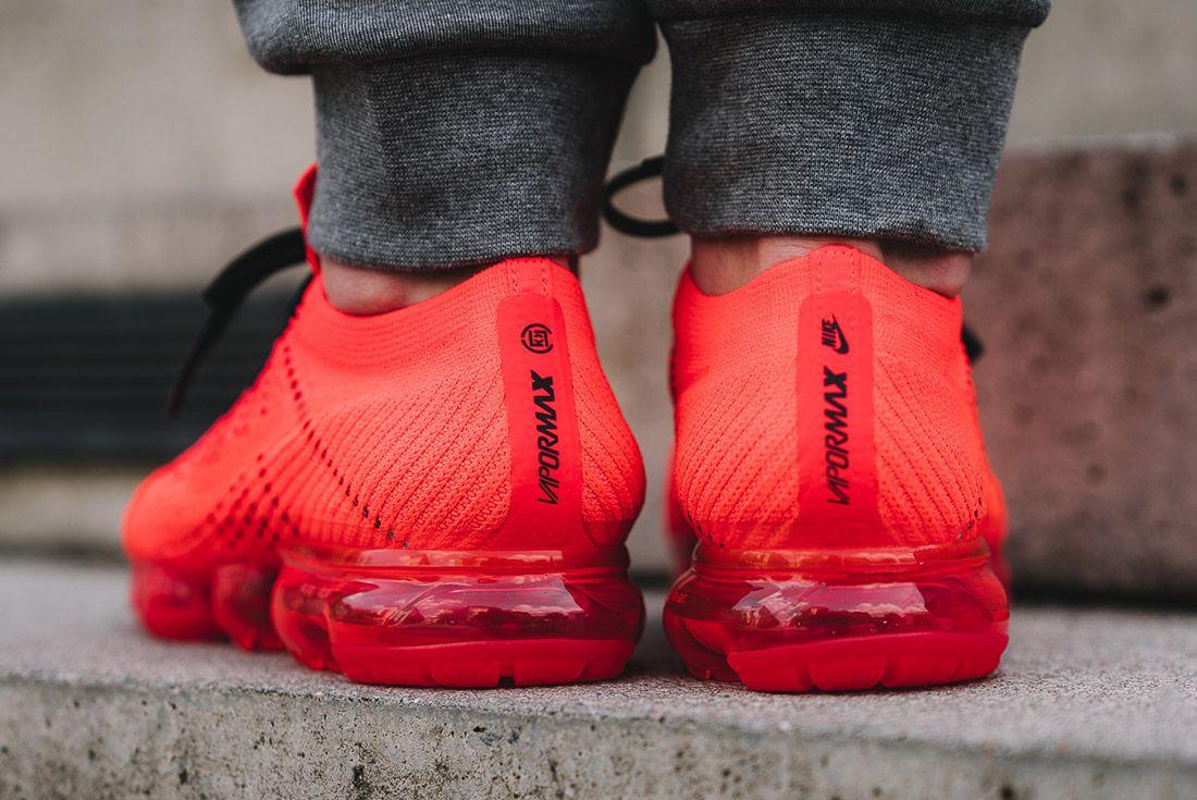 Nike Air Vapormax Clot Red 2