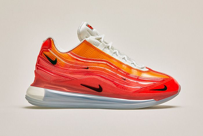 Heron Preston Nike Air Max 720 95 By You Release Date Side Profile