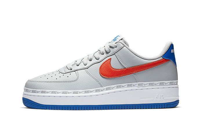 Nike Air Force 1 Knicks Ribbon Sneaker Freaker5