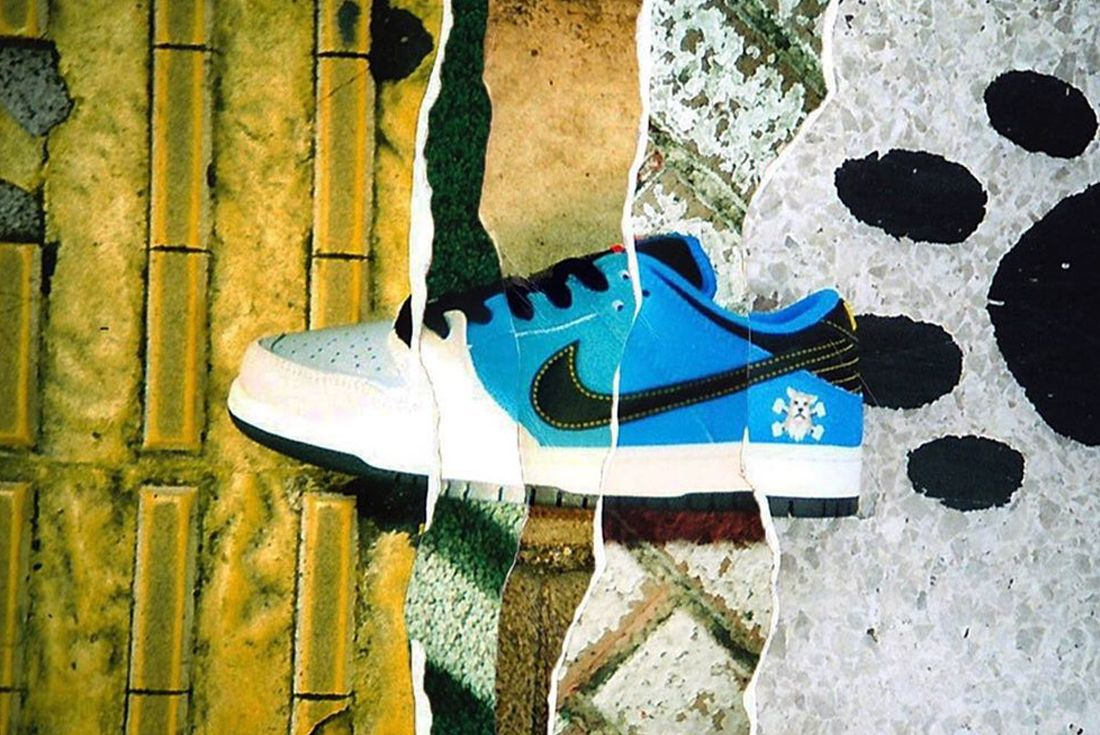 Instant Skateboards x Nike SB Dunk Low