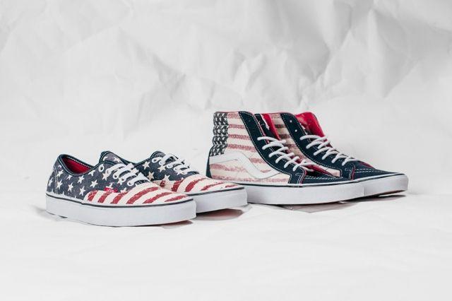 Vans Americana Pack 4