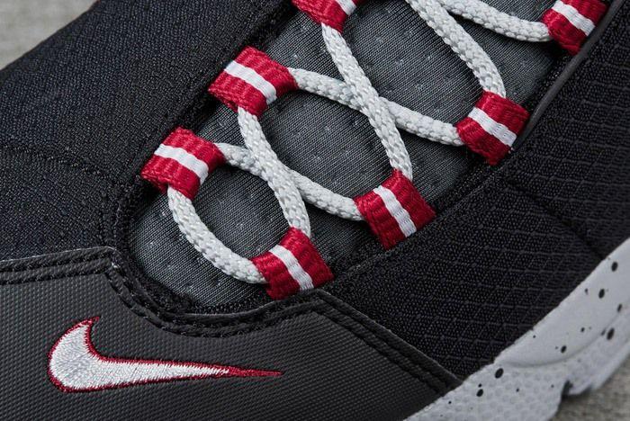 Nike Air Footscape Nm Black Wolf Grey Dark Grey 7