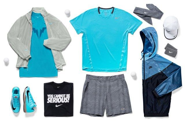French Open Pack Feature Mns Rafa